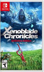 Xenoblade Chronicles_ Definitive Edition