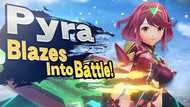 Super Smash Bros. Ultimate 11.0 Pyra