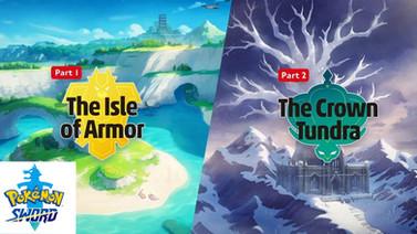 Pokemon Sword Expansion Pass DLC