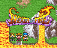 Breath Of Fire NES