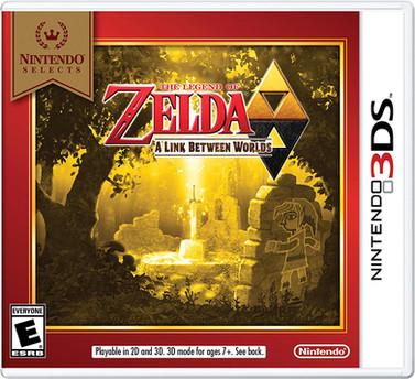The Legend of Zelda: A Link Between Worl