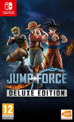 Jump Force Deluxe Edition + DLC + UPDATES