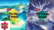 Pokemon Shield Expansion Pass DLC