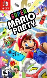 Update 1.1.0 Super Mario Party