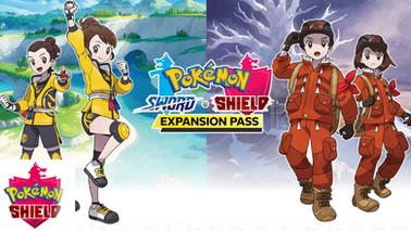 Pokemon Shield UPDATE 1.3.0