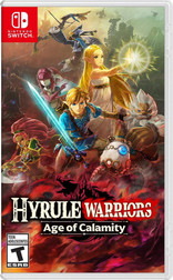UPDATE 1.0.1 - Hyrule Warriors Age of Calamity FULL GAM