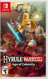 UPDATE 1.0.1 - Hyrule Warriors Age of Calamity FULL GAM
