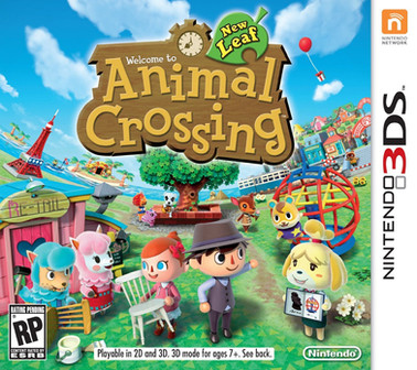 Animal Crossing: New Leaf
