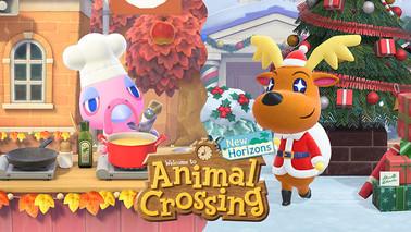 Animal Crossing: New Horizons Update 1.6