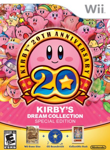 Kirby's Dream Collection: Special Editio
