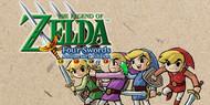 The Legend of Zelda: Four Swords Anniver