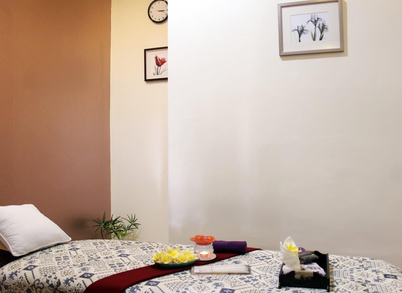 3D Spa room treatment
