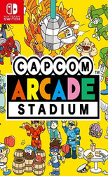 Capcom Arcade Stadium Switch NSP + Updat