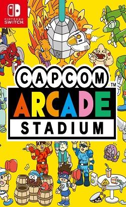 Capcom Arcade Stadium Switch NSP + Updat
