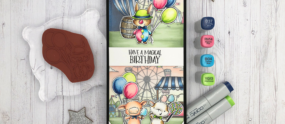 Purple Onion Designs | Have a magical birthday