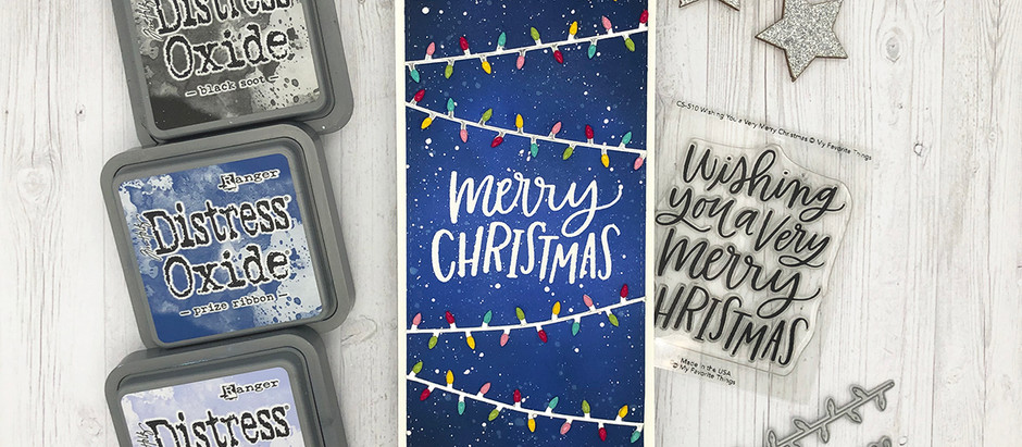MFT Stamps | August Card Kit - Countdown Day 1