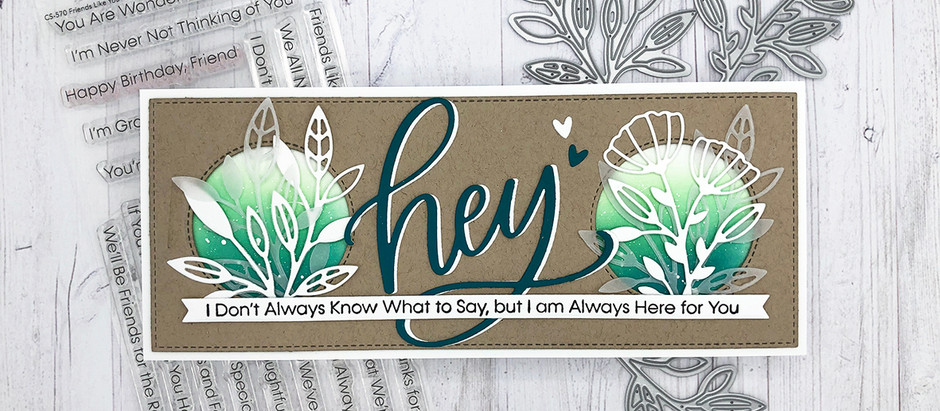 MFT Stamps | May Kit Countdown - Day 2