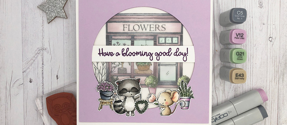 Purple Onion Designs | Have a blooming good day