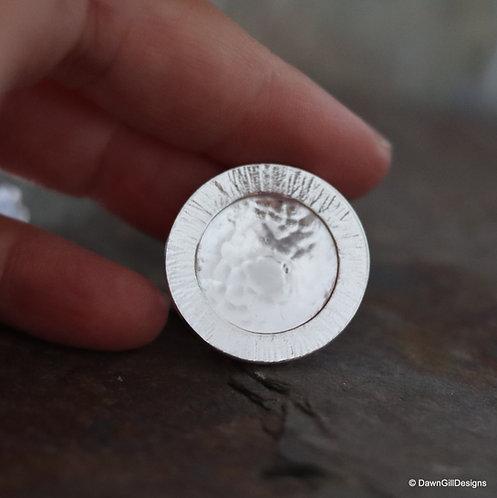 Stargate SG1, Atlantis, Universe inspired sterling pendant