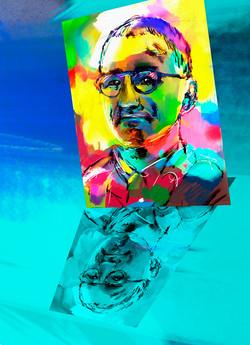 Brecht sieht Brecht