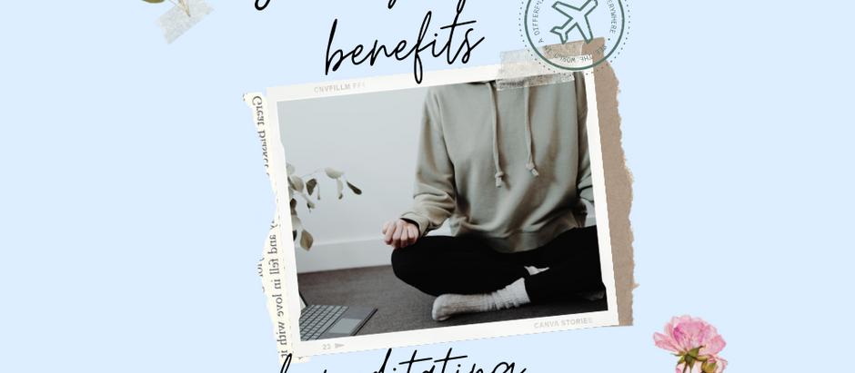 3 Amazing Benefits of Meditating