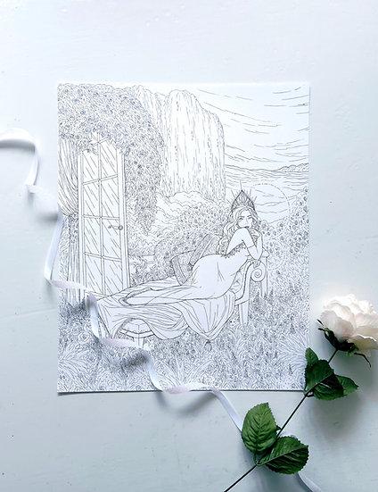 Ostara - Giclée Print