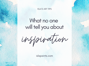 What No One Will Tell You About Inspiration