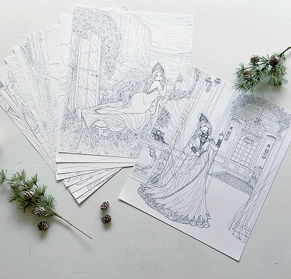 Goddess Print Bundle