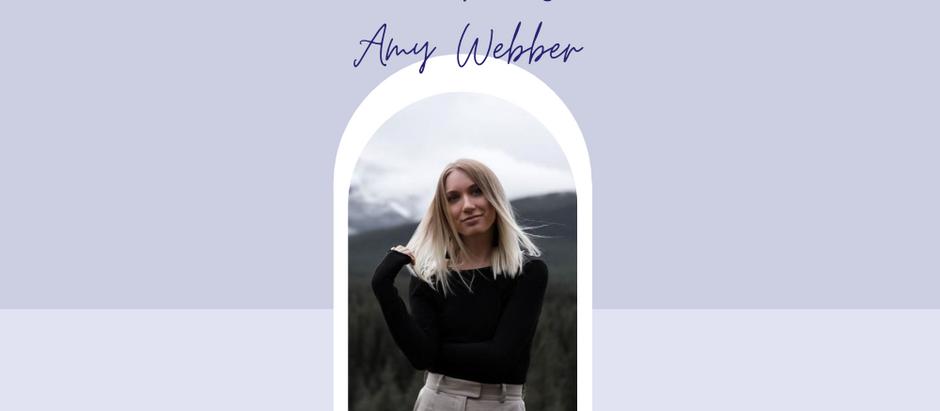 Artist Spotlight: Amy Webber