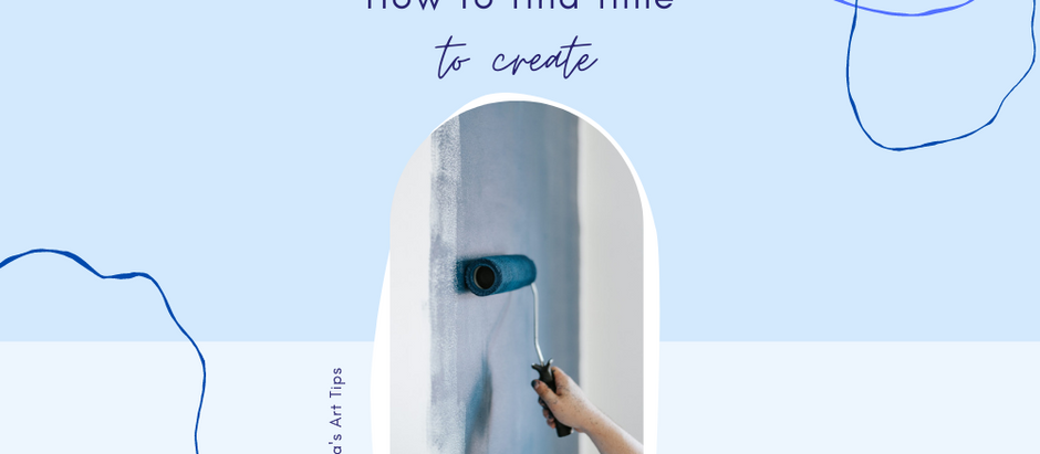 How to Find the Time to Create