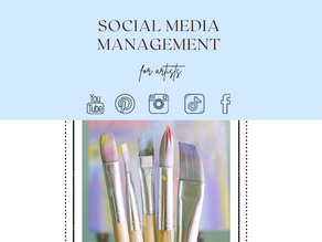 Social Media Tips and Tricks for Artists