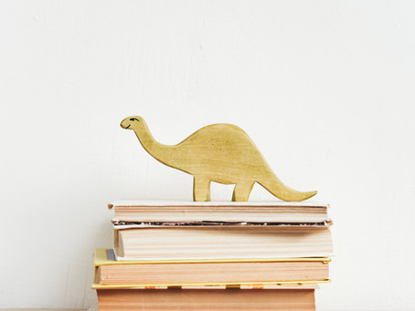 Print Marketing: Dieser Dinosaurier ist doch nicht ausgestorben