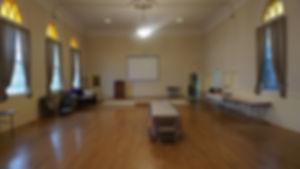 Hamptons UMC - Fellowship Hall