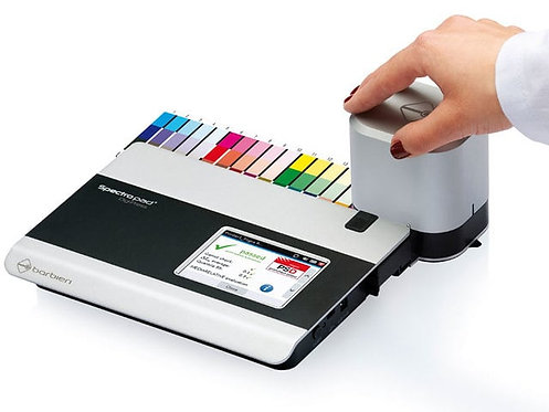 SpectroPad DigiPress (digital presses, small measuring aperture, DOC)