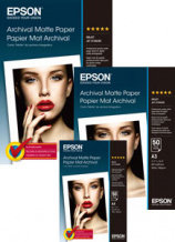 Epson Papel Mate Larga Duración A4 50 Hojas 192g.
