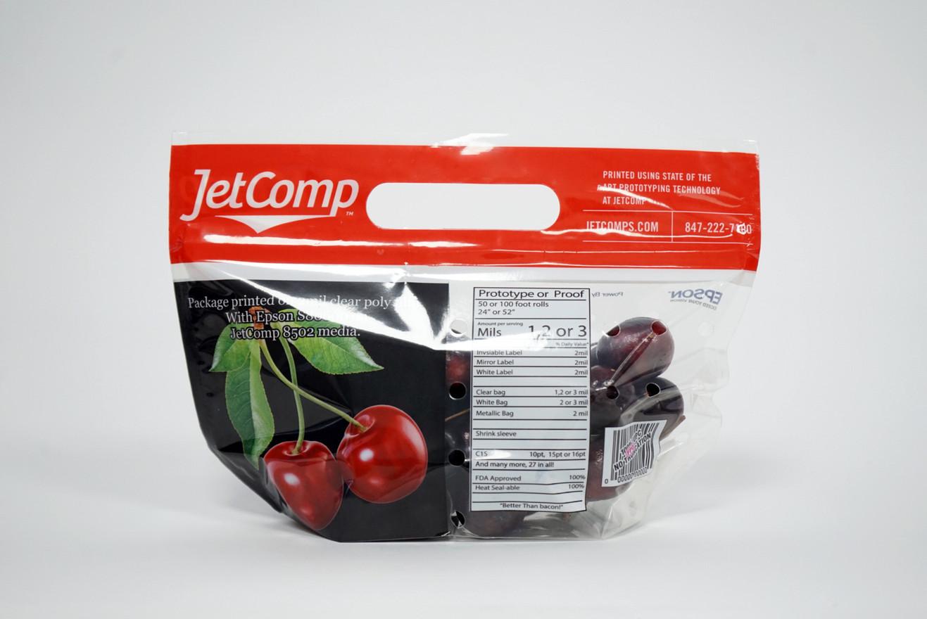 packaging bolsa