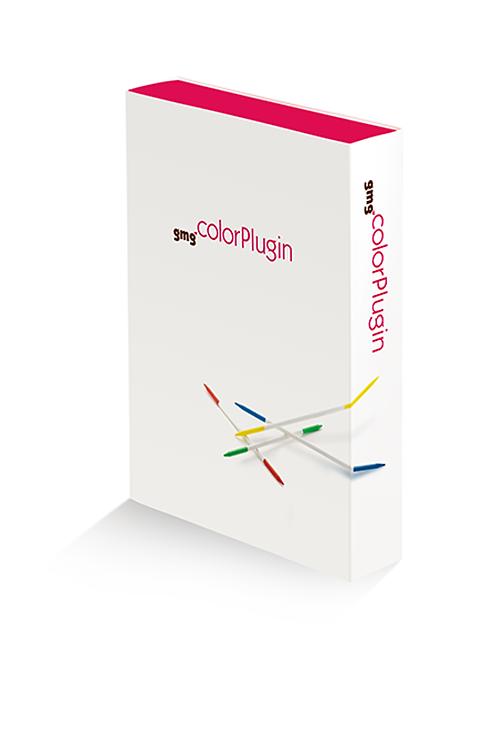 GMG ColorPlugin Standard (5 Puestos) - Alquiler anual