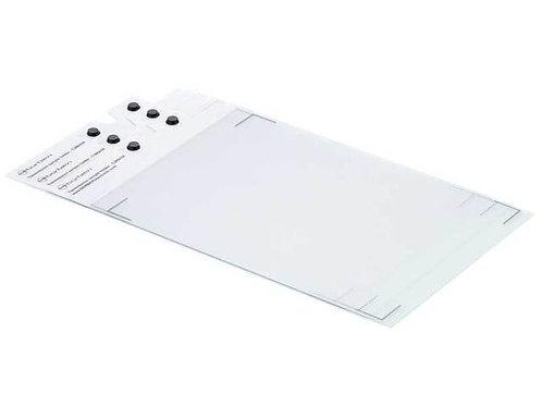 Set of 3 transmission / textile sample holders Spectro LFP
