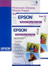 Epson Papel Premium Glossy Photo 255g Rollo de 100mm x 8m.