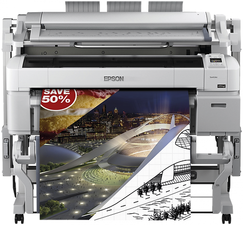 Epson SureColor SC-T5200DPS DOBLE ROLLO PS