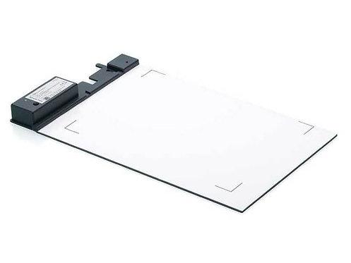 Electrostatic sample holder Spectro LFP Series 3 (including White backing)