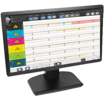 eXact InkKeyControl Software for eXact Scan  (for offset litho printing)