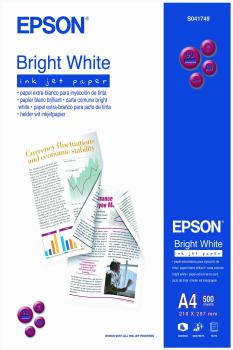 Epson Papel Extra Blanco A4 500 Hojas 90g. Especial Doble Cara