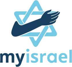 Myisrael logo LARGE