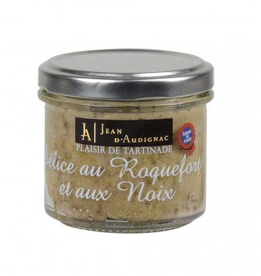 Delice de Roquefort aux noix