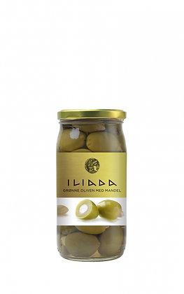 Olives vertes amande