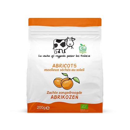 Abricots bio moelleux