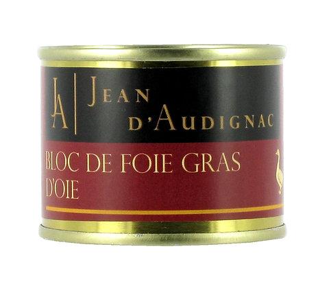 Bloc foie gras d'oie