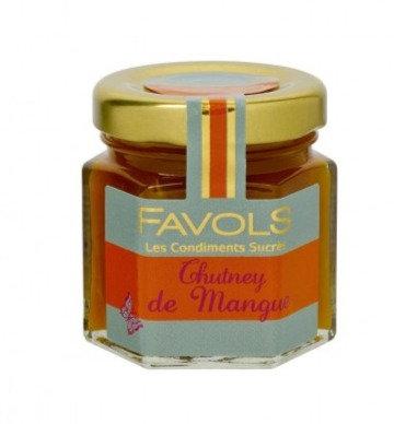 Chutney de mangue 45gr