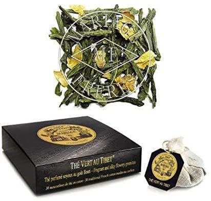 Thé vert au Tibet
